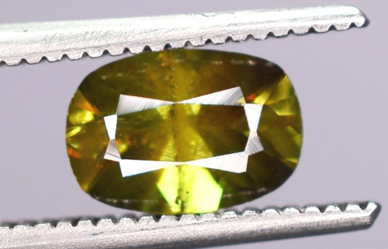 0.70 Carats Top Fire  Natural Sphene Gemstones