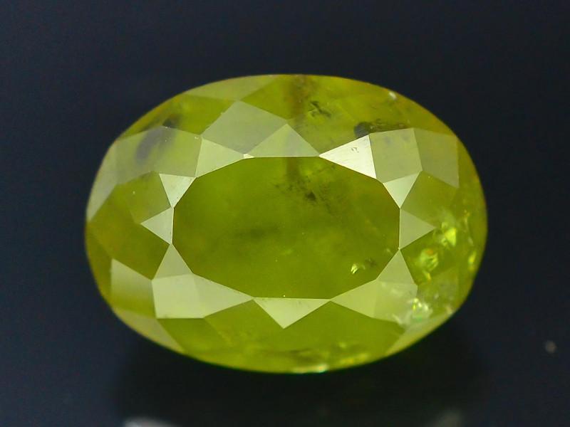 Top Fire 2.73 ct Natural Titanite Sphene