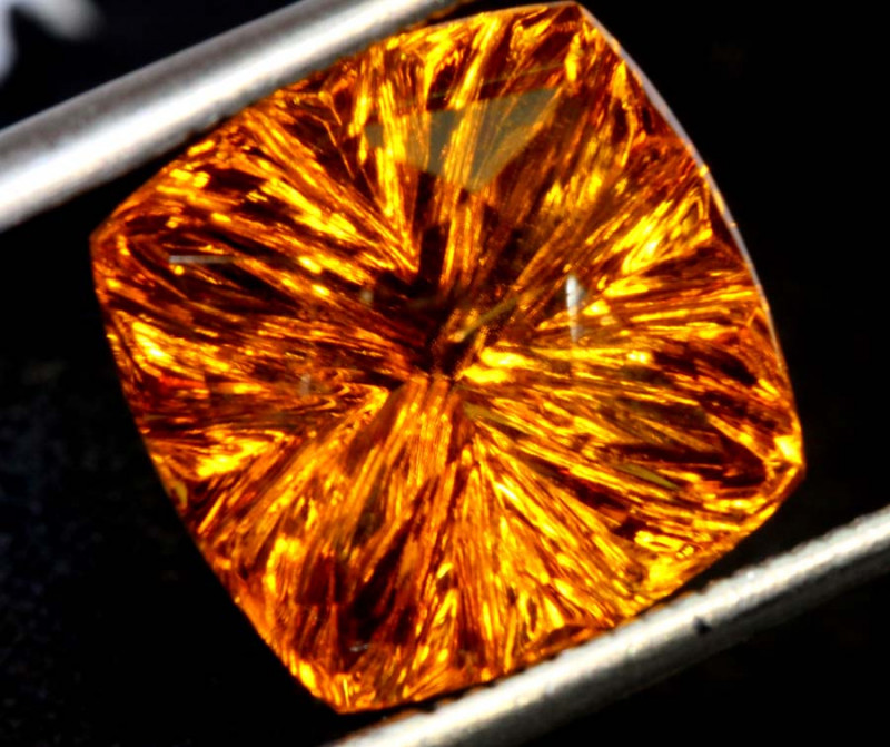 7.35- CTS CITRINE FACETED PG-2576