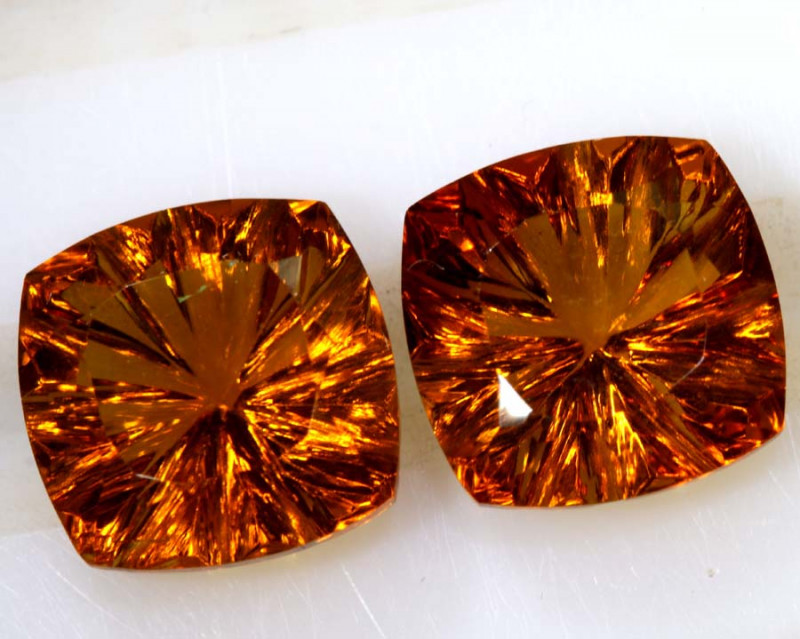 3.77- CTS CITRINE FACETED PG-2580
