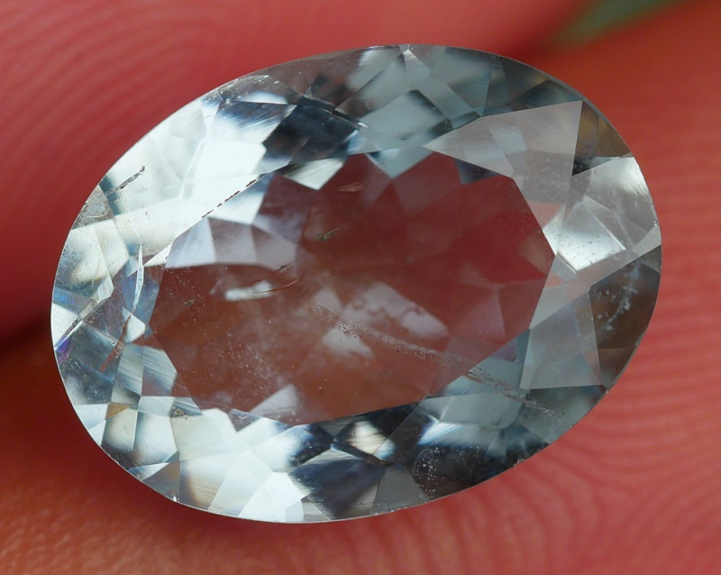 3.10 CRT BEAUTY CUT AQUAMARINE-