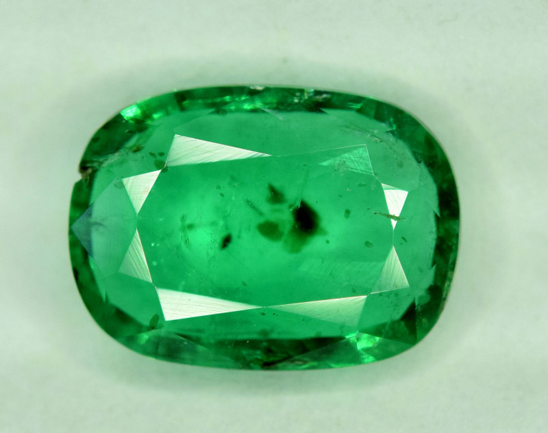 1.50 - Carats Clean Top Grade Panjsher Emerlad Gemstone