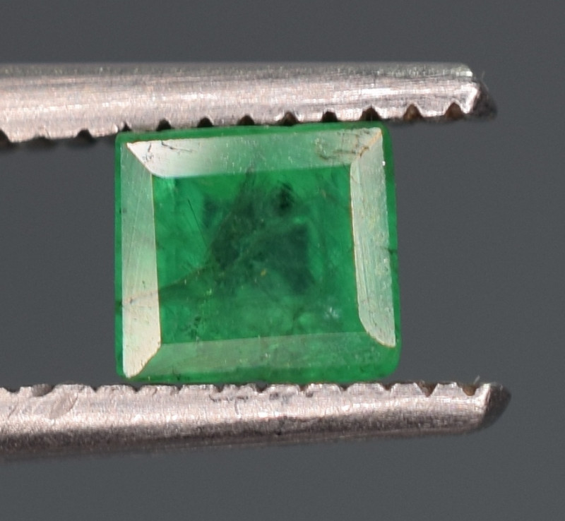 0.40 Carats Natural Emerald Gemstone