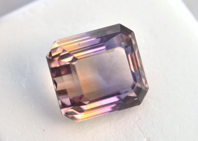9.68 Carat Fine Octagon Cut Ametrine