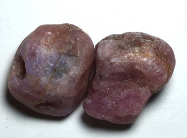TUMBLED RUBY BEAD 48.25CTS NP-602
