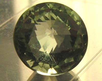 Parsiolite FACETED STONE 2.50 CTS TBG-2168