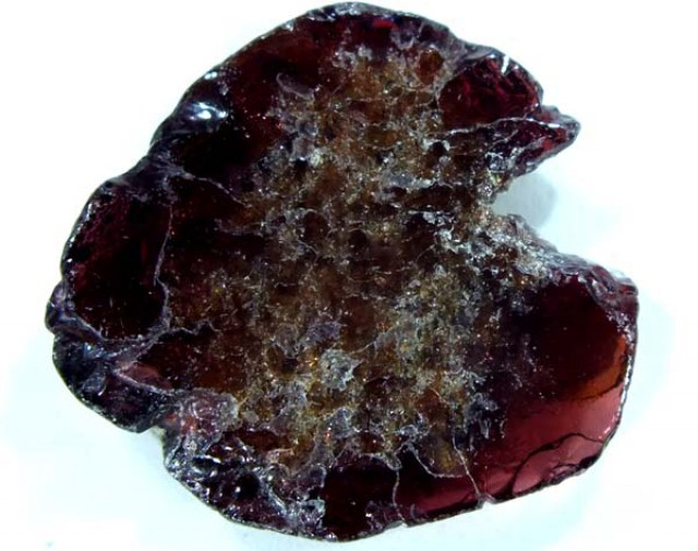 GARNET BEAD NATURAL DRILLED 20 CTS NP-707