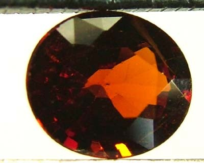 SPESSARTITE GARNET 1CTS FN3762  (PG-GR)