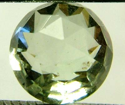 PRASIOLITE NATURAL FACETED STONE 2.50 CTS TBG-2167