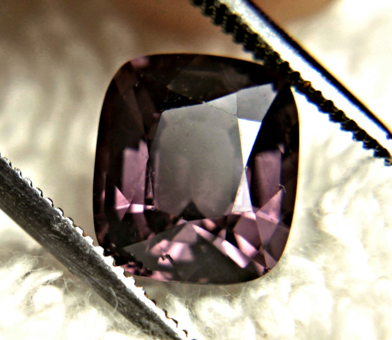 2.61 Carat Purple VS African Spinel - Gorgeous