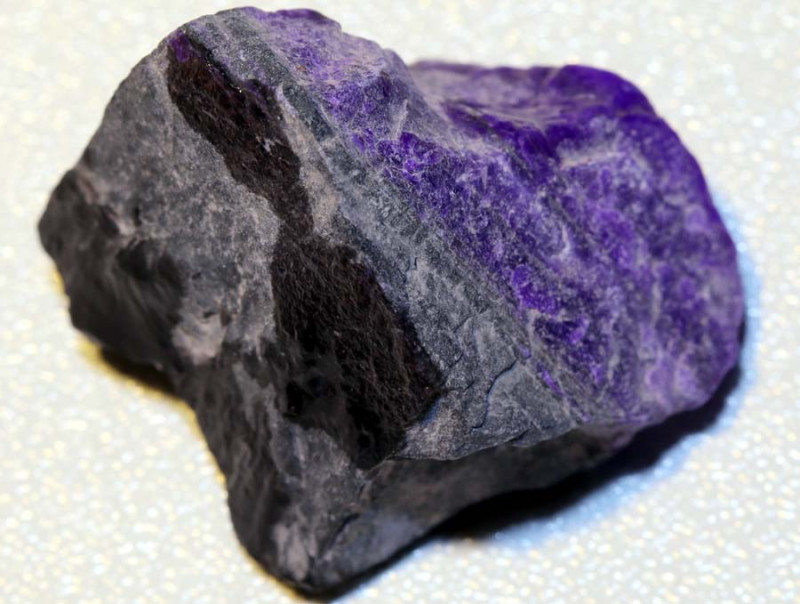 74.90 CTS  SUGILITE ROUGH AFRICA   RG-3369