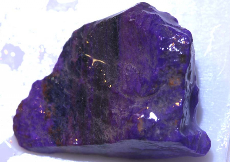 19.10 CTS  SUGILITE ROUGH AFRICA   RG-3409