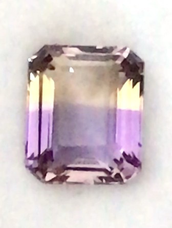 Distinct Color Split  6.15ct Quality Ametrine - G461
