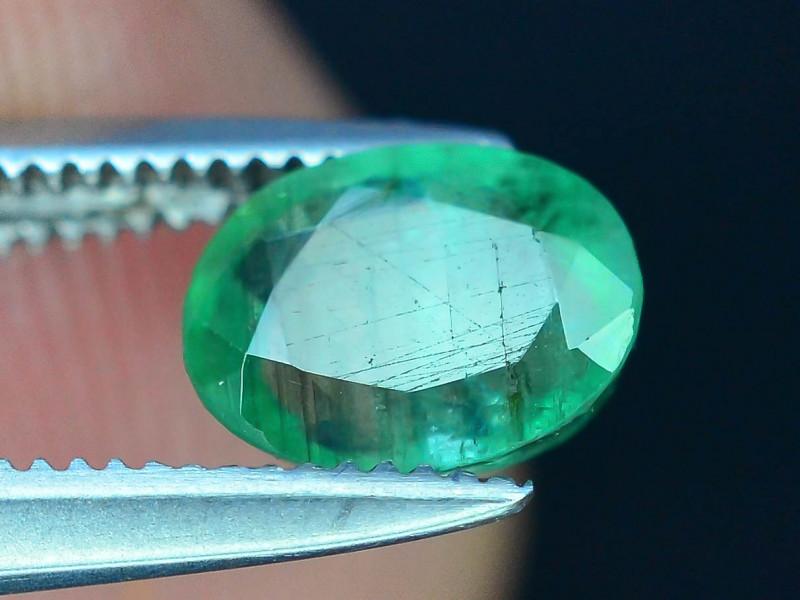 0.75 ct Zambian Emerald