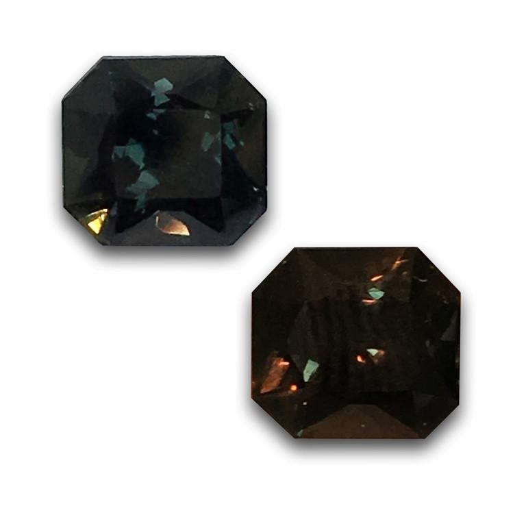 Natural colour change Sapphire|Loose Gemstone|New| Sri Lanka