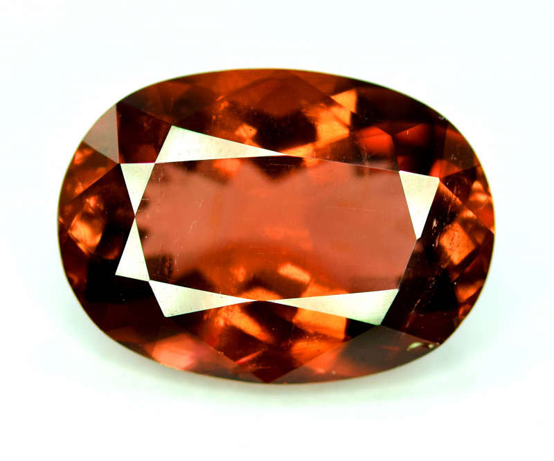 10.55 carats Beautifull ~ Mint Red Color African Tourmaline ge