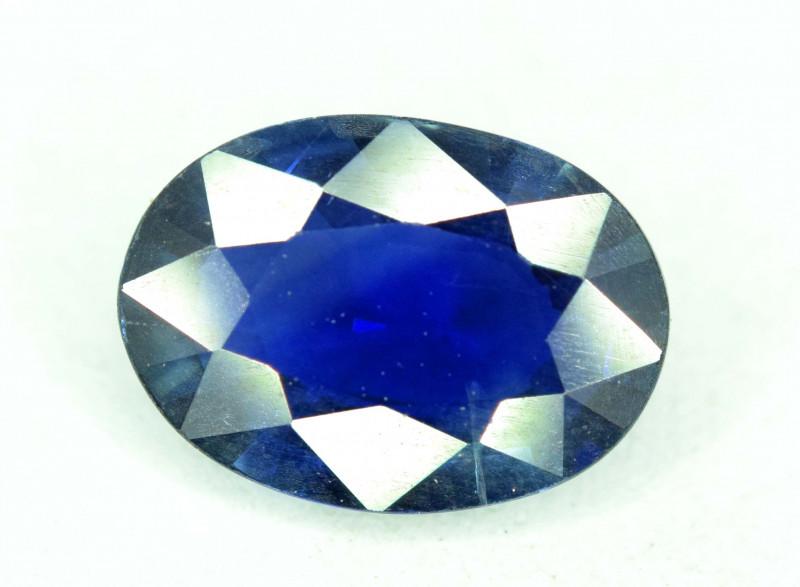 1.25 Carats Gorgeous Color Natural Royal Blue Sapphire