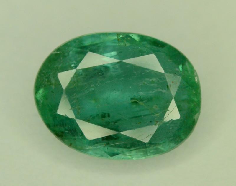 2.95 ct NATURAL GREEN ZAMBIAN EMERALD