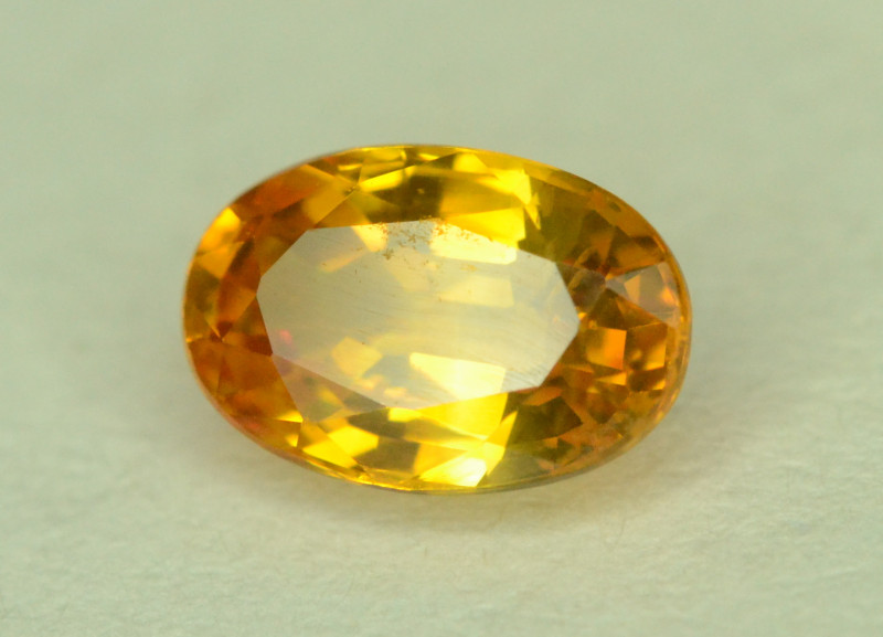 1.06 ct Natural Yellow Sapphire