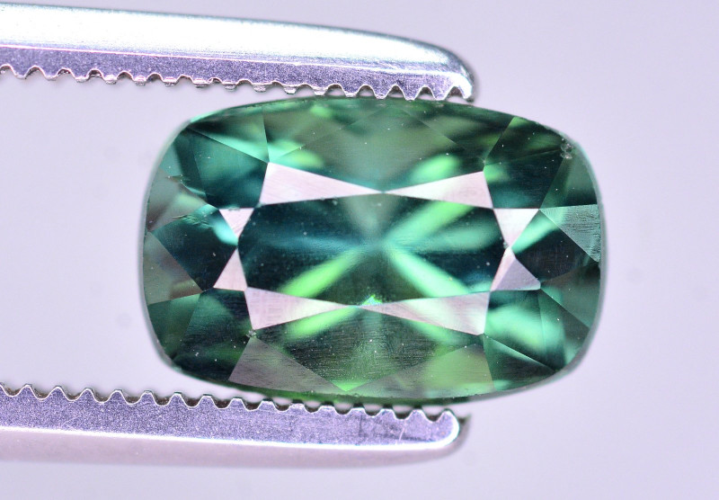 Superb Color 1.70 Ct Natural Tourmaline From Jaba Mine Afghanistan