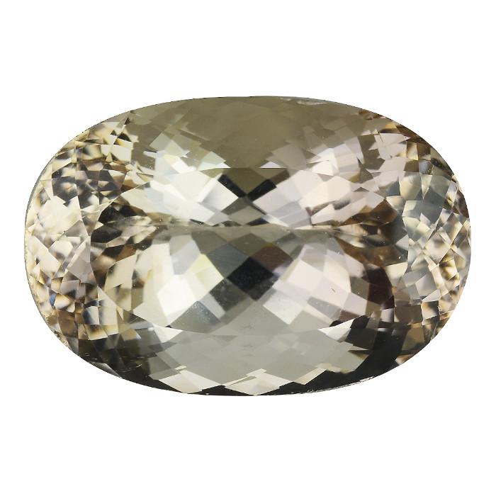 43.38 Ct Golden Topaz Pakistan Top Cutting Top Luster Gemstone. TG 05