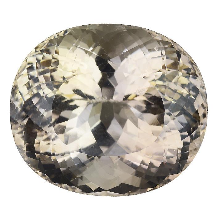 32.47 Ct Golden Topaz Pakistan Top Cutting Top Luster Gemstone. TG 09