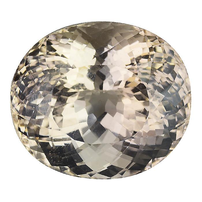 30.92 Ct Golden Topaz Pakistan Top Cutting Top Luster Gemstone. TG 13