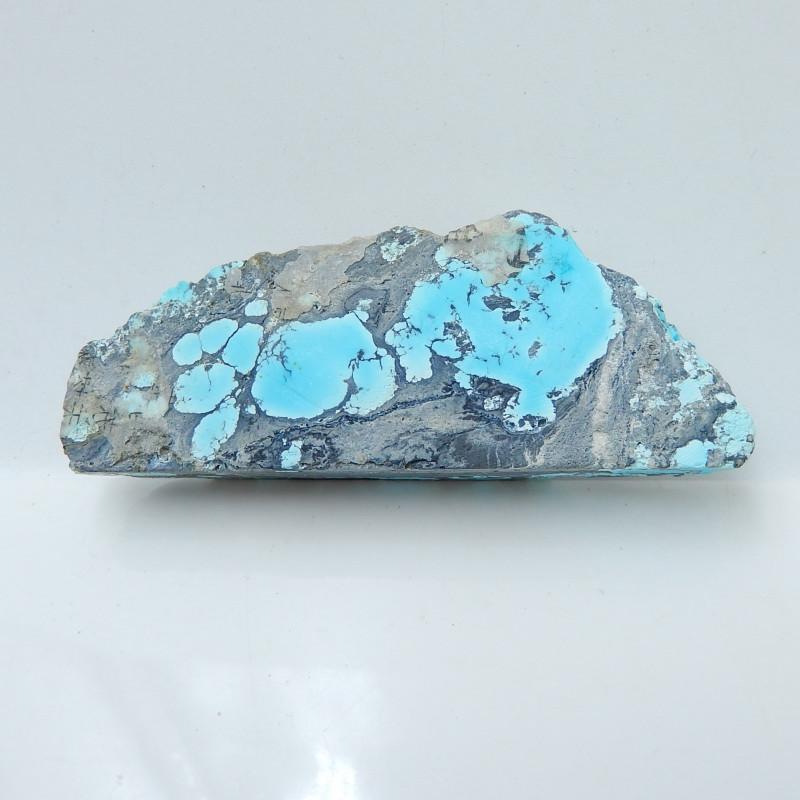 Blue Turquoise Specimen ,Handmade Gemstone ,Raw Turquoise  ,Lucky Stone B91