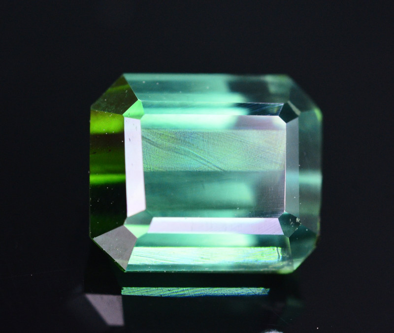 Superb Quality 2.85 Ct Natural Green Tourmaline   AT4