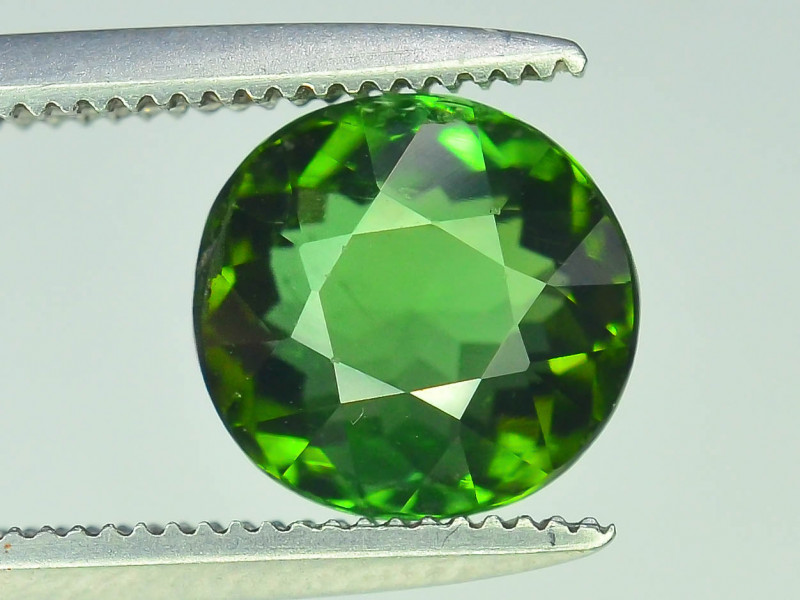 Amazing Color 2.10 ct Natural Green Color Tourmaline