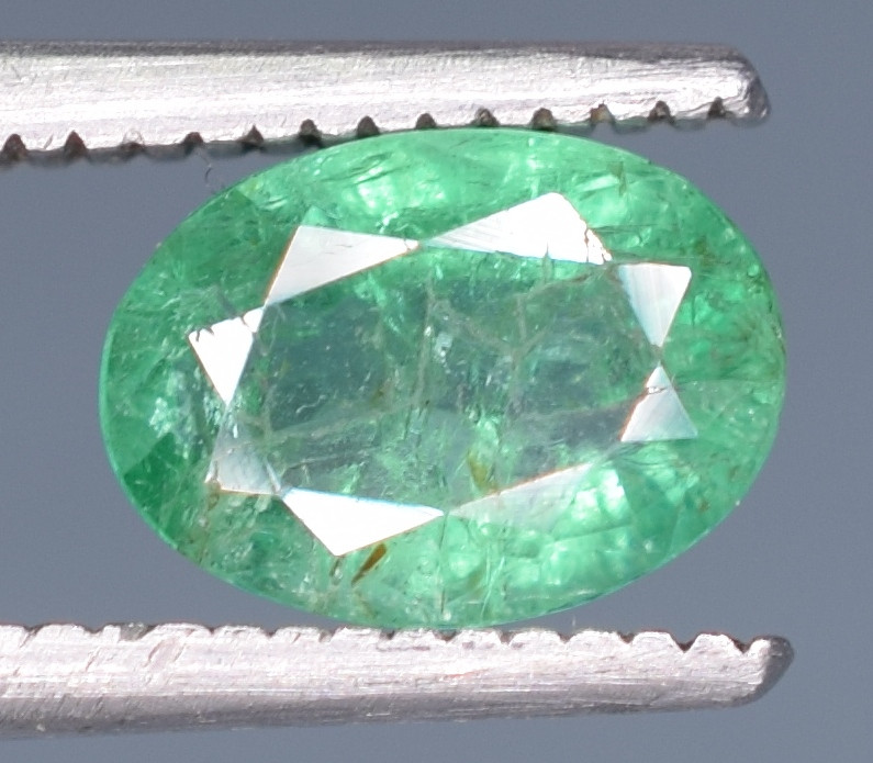 0.65 Carats Natural Emerald Gemstone