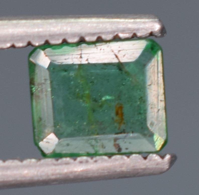 0.25 Carats Natural Emerald Gemstone