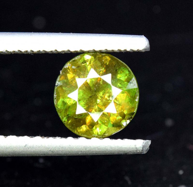 1.60 Carats Full Fire Sphene Titanite Gemstone From Pakistan