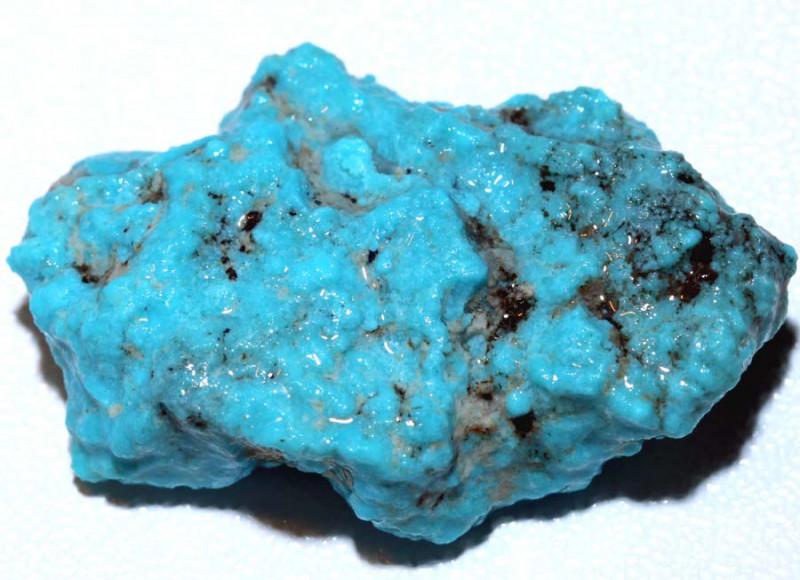 29.80 cts King man Turquoise rough   RG-3480