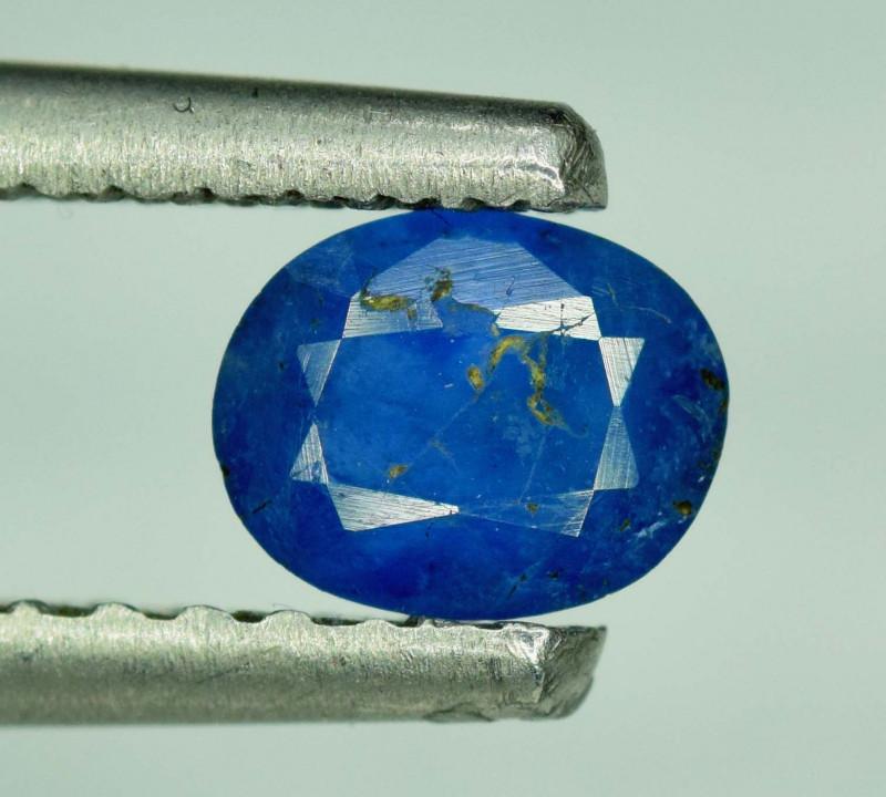 0.50 Carats Oval Cut Natural Rare Afghanite Gemstone