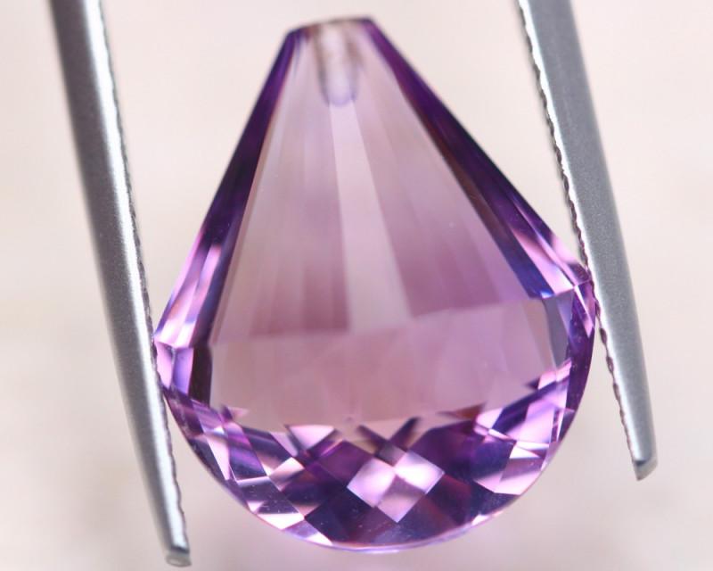 8.17Ct Natural Purple Amethyst Fancy Cut Lot Z535