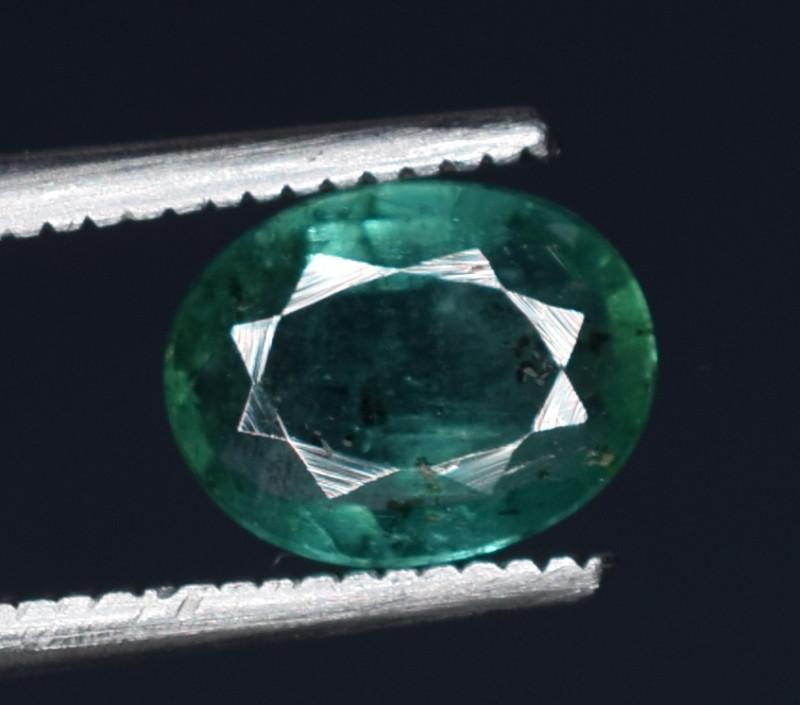 0.80 Carats Natural Emerald Gemstone