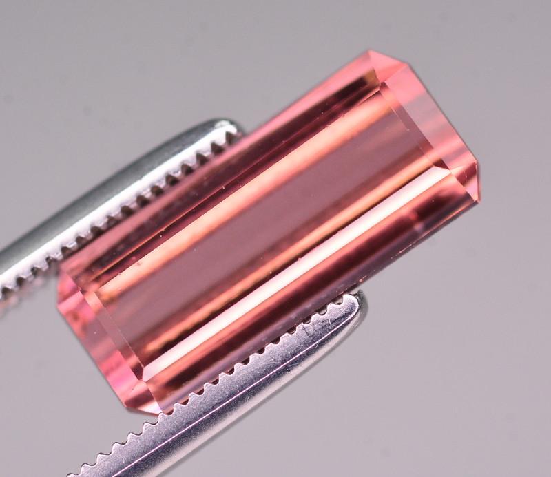 3.20 Ct Amazing Color Natural Pink Tourmaline   AT3