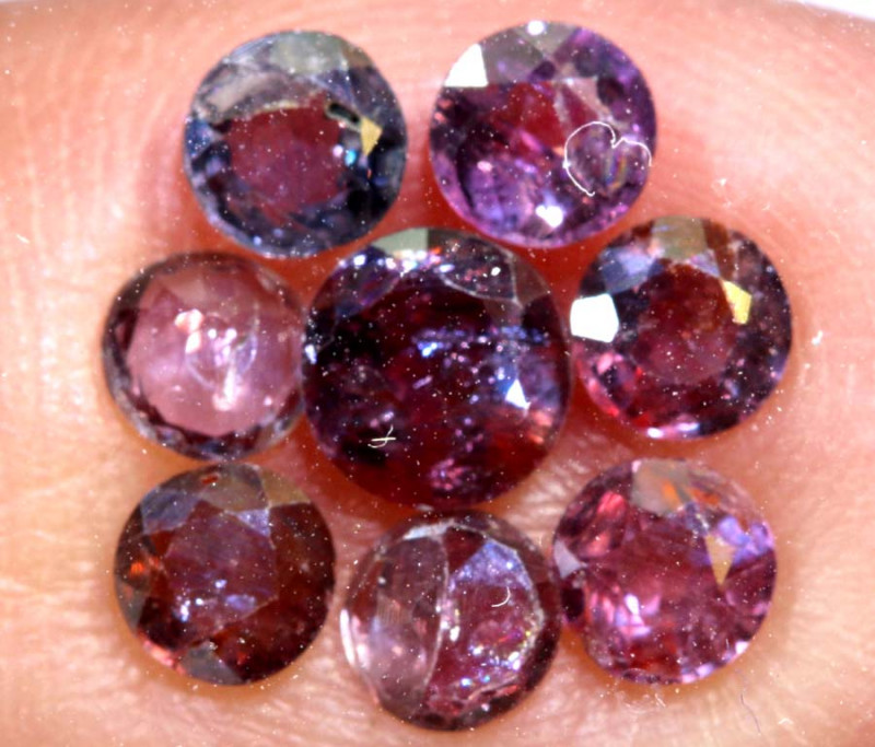 2.51-CTS-Pinkish Purple Spinel Parcel  CG-2624