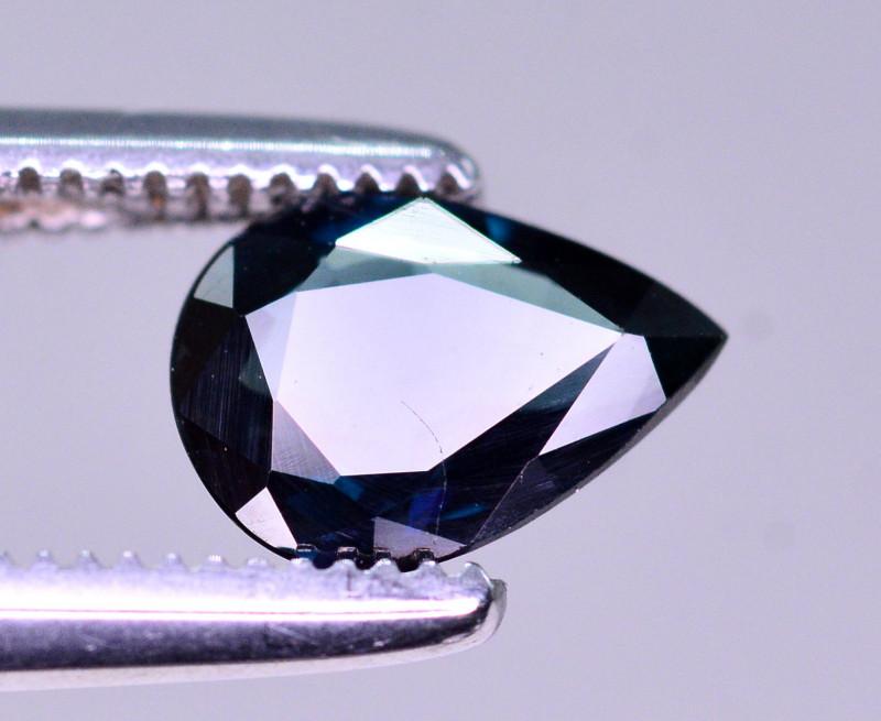 0.70 Ct Gorgeous Greenish blue Natural Sapphire
