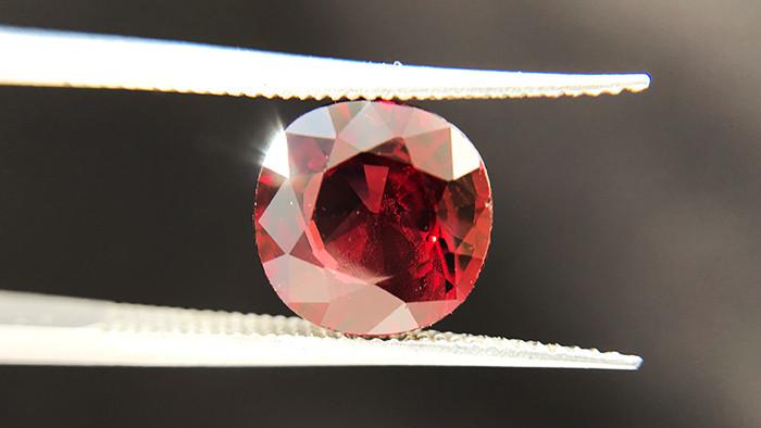 2.61ct - Rose Rhodolite Garnet