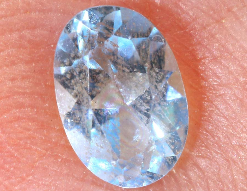 0.59-CTS  SWISS BLUE TOPAZ FACETED GEMSTONES  CG-2650