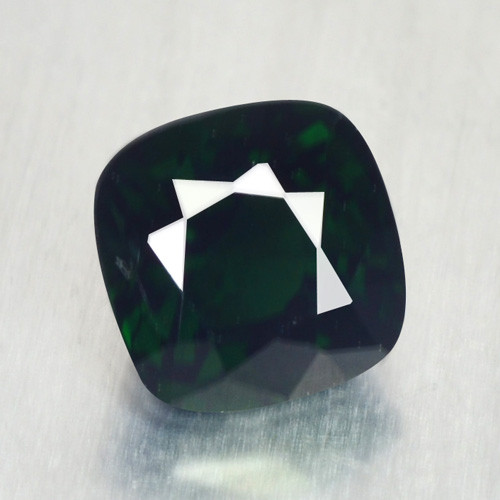 1.11 CTS RARE RUSSIAN GREEN CHROME DIOPSIDE NATURAL GEMSTONE