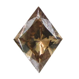 RARE - 0.35 ct Fancy Brown Diamond   SI2
