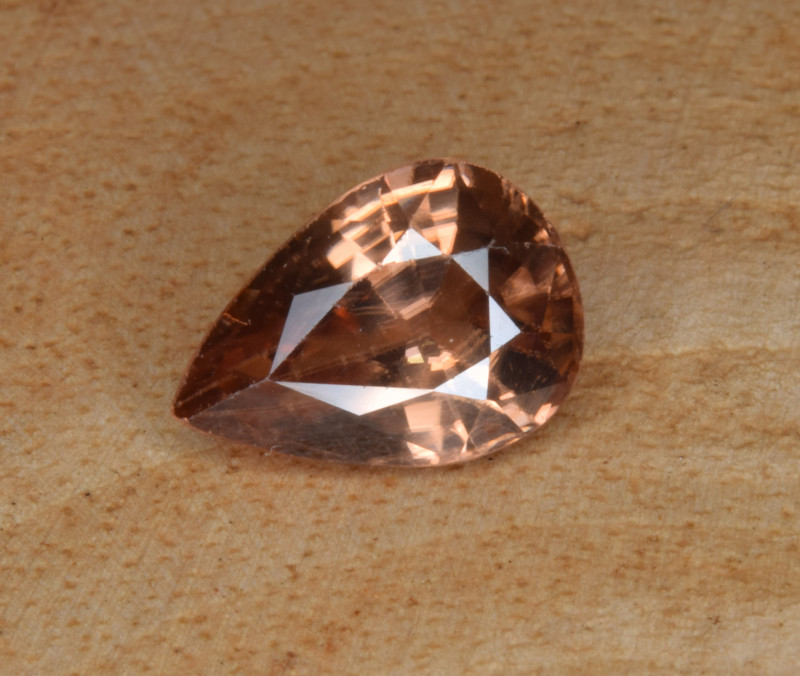 Natural  Zircon 2.48 Cts Top Luster Gemstone