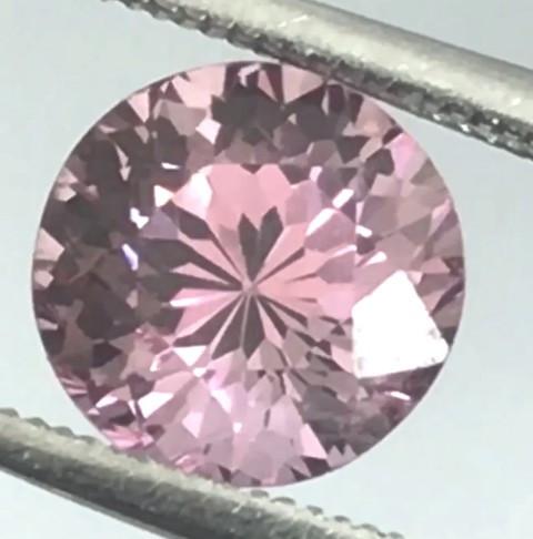 Glittering 1.40ct Pink Spinel - Tajikistan - G500