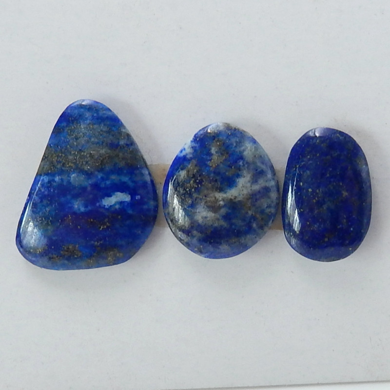34.25cts  Blue Lapis Lazuli Cabochon | Natural Lapis Lazuli Cabochon C137