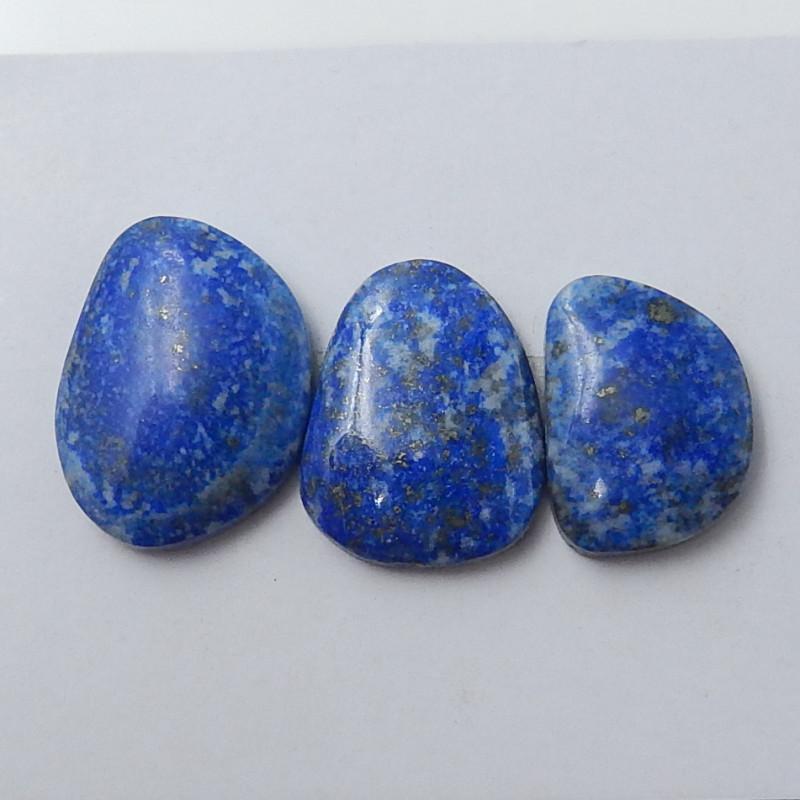 34.25cts  Blue Lapis Lazuli Cabochon | Natural Lapis Lazuli Cabochon C136