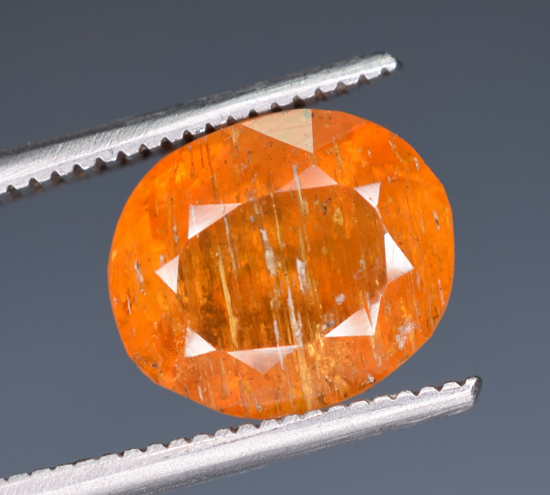 2.65 Carats Rare Clinohumite Gemstone