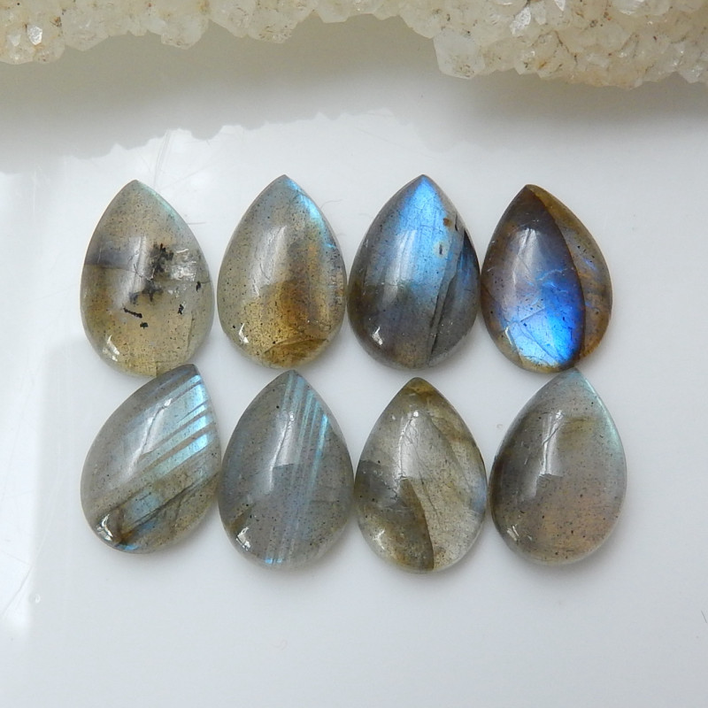 Flash Labradorite ,Handmade Gemstone ,Oval Labradorite ,Lucky Stone C170
